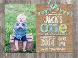 1st Birthday Invitation for Boys First Birthday Invitation Boy 39 S 1st Party Invite by