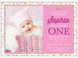 1st Birthday Invitation Maker 1st Bday Invitations Negocioblog