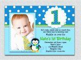 1st Birthday Invitation Maker Online Online 1st Birthday Invitation Card Maker with Photo