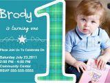 1st Birthday Invitation Message for Baby Boy Baby Boy First Birthday Party Invitation by Ritterdesignstudio