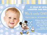 1st Birthday Invitation Message for Baby Boy Birthday and Party Invitation Baby Boy First Birthday