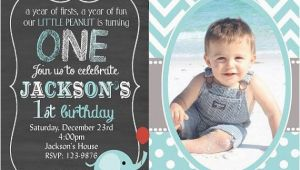 1st Birthday Invitation Message for Baby Boy Photo Invitations Birthday Bagvania Invitations Ideas