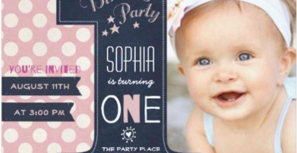 1st Birthday Invitation Templates Free Download 30 First Birthday Invitations Free Psd Vector Eps Ai