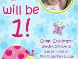1st Birthday Invitation Templates Free Download Editable 1st Birthday Invitation Card Free Download Jin