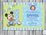 1st Birthday Invitation Templates Free Download Editable 1st Birthday Invitation Card Free Download
