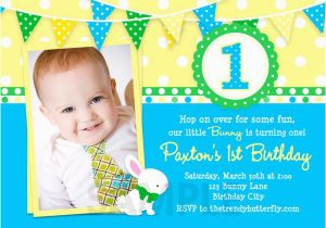 1st Birthday Invitation Wording For Boys Free Printable Party Invitations Boy Template