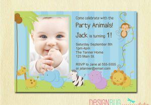 1st Birthday Invitations Boy Online Free Baby Baptism Invitation Wording Card
