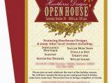 1st Birthday Open House Invitation Wording Business Open House Invitation Templates