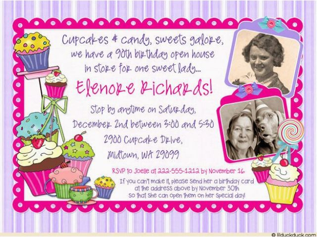 Download By SizeHandphone Tablet Desktop Original Size Back To 1st Birthday Open House Invitation Wording