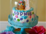 1st Birthday Owl Decorations A Day with Lil Mama Stuart Colorful Owl 1st Birthday