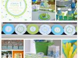 1st Birthday Party Decorations for Boys Boy Ideas First Birthday themes 1st Party On A for Litle