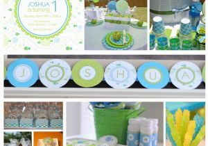 1st Birthday Party Decorations For Boys Boy Ideas First Themes On A