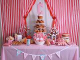 1st Birthday Party Table Decorations Charlie 39 S Carnival 1st Birthday Project Nursery