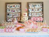 1st Birthday Party Table Decorations Party Table Decorating Ideas How to Make It Pop
