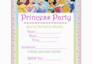 1st Birthday Princess Invitations Free Printables Printable Disney Party Invitation Orderecigsjuice Info