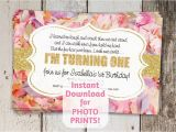 1st Birthday Rhymes for Invitations Adorable Poem for 1st First Birthday Invitation for Girls