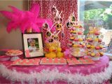 1st Birthday Table Decorating Ideas 35 Cute 1st Birthday Party Ideas for Girls Table