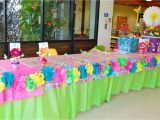 1st Birthday Table Decorating Ideas First Birthday Reception Table Decor Dsc 1659 1 Sweet
