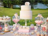 1st Birthday Table Decorating Ideas Kara 39 S Party Ideas Vintage Shabby Chic 1st Birthday Party