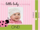 1st Year Baby Birthday Invitation Cards 1st Birthday Invitation Wording Ideas From Purpletrail