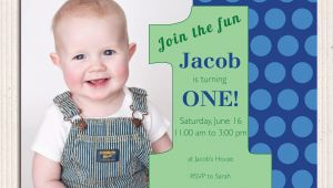 1st Year Birthday Invitation Templates 16 Best First Birthday Invites Printable Sample