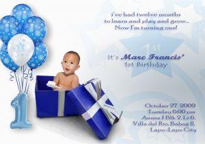 1st Year Birthday Invitation Templates Free Printable Mickey Mouse
