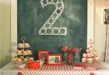 2 Year Old Birthday Decoration Ideas Red Ball Party Levi S Second Birthday the Macs
