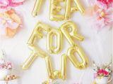 2 Year Old Birthday Decoration Ideas Tea for 2 Birthday Party Ideas Tea Parties Teas and