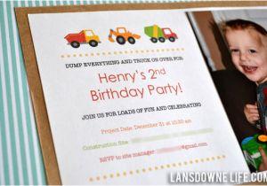 2 Year Old Birthday Invites Party Invitations Cimvitation