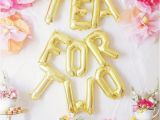 2 Year Old Birthday Party Decorations Tea for 2 Birthday Party Ideas Tea Parties Teas and