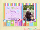 2 Year Old Boy Birthday Invitations One Year Old Birthday Invitation