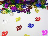 20th Birthday Decorations Popular 20th Birthday Decorations Buy Cheap 20th Birthday