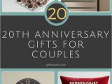 20th Birthday Gifts for Her 1000 Images About Anniversary Gifts On Pinterest