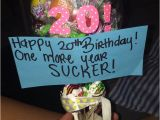 20th Birthday Gifts for Him 25 Best Ideas About 20th Birthday Gifts On Pinterest