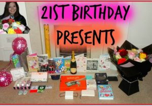 21 Birthday Gift Ideas For Her Best 21st Presents Iccmv Us
