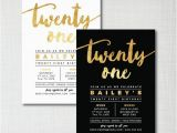 21 Birthday Invite 25 Best Ideas About 21st Birthday Invitations On