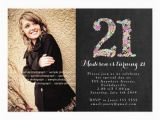 21 Birthday Invites 21st Birthday Party Invitations Invitations 4 U