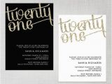 21 Birthday Invites Best 25 21st Birthday Invitations Ideas On Pinterest