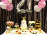 21 Birthday Table Decorations Balloon Sculpting and Decoration for Birthday Party that