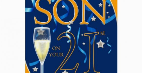 21st Birthday Cards for son 21st Birthday Quotes for son Quotesgram