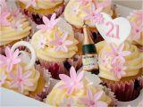 21st Birthday Cupcake Decorations 21st Birthday Cup Cakes A Birthday Cake