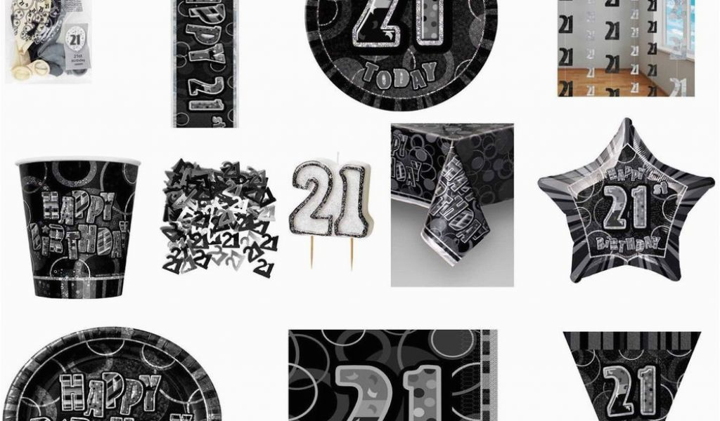 Download By SizeHandphone Tablet Desktop Original Size Back To 21st Birthday Decorations Black