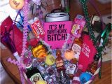 21st Birthday Gift Basket Ideas for Her 21st Birthday Basket I Want This I Love It someone Make
