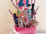 21st Birthday Gift Basket Ideas for Her 21st Birthday Gift Basket My Gift Baskets Pinterest