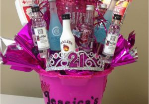 21st Birthday Gift Baskets for Her 25 Best Ideas About 21st Birthday Gifts On Pinterest 21