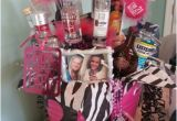 21st Birthday Gift Baskets for Her Best and Cute 21st Birthday Gift Ideas Invisibleinkradio