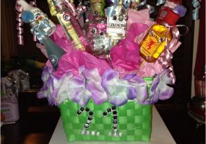 21st Birthday Gift Baskets for Her Omg I Love This someone Please Make This for My 21st