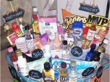 21st Birthday Gifts for Him Ideas 21st Birthday Basket Gift Baskets 21st Birthday Gifts