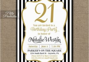 21st Birthday Invitation Templates Free Printable Invitations Wording