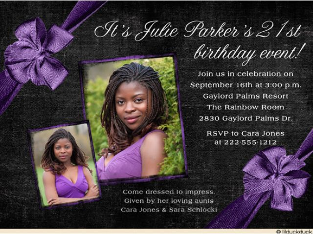 Download By SizeHandphone Tablet Desktop Original Size Back To 21st Birthday Invitations